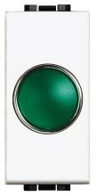 BTICINO N4371V Leuchtsignal Gruen