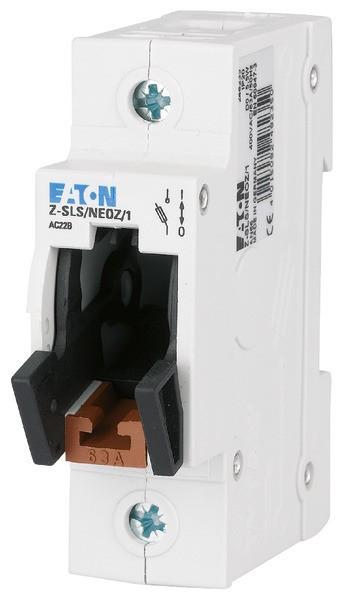 EATON Neozed-Lasttrennschalter D02/D01 63A 1P, 1,5TE