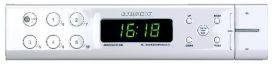 GRUNDIG SONOCLOCK 690 Küchenradio,0.5W,Uhr,Timer,9VBatterie,ws