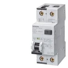 SIEMENS LV FI/LS-Schalter AC 13A/1+N/C 30mA 10kA