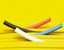 CELLPACK SR1F3 3-1/M GG Schrumpfschlauch dünnwandig grün-gelb
