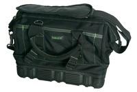 HAUPA 220061 Werkzeugtasche mit Gummibodenschale