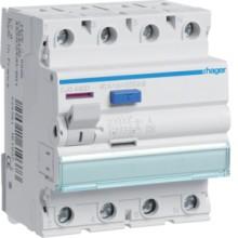 HAGER CJG440D FI-Schalter 4P 40A 30mA G/A-VSA G- Typ vorsicherbar