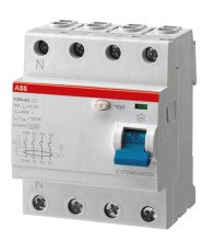 ABB ACSelektiver- FI-Schalter F204AC-125/0,1