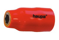 HAUPA 110371/EN VDE-Sechskanteinsatz 3/8'' SW14