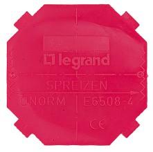 LEGRAND 031306 Putzdeckel zu MD 65 DPD
