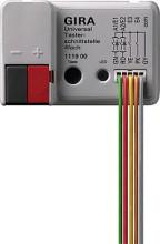 GIRA 111900 Uni Tasterschnittst. 4fach KNX/EIB
