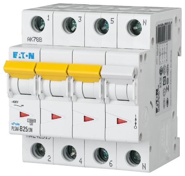 EATON LS-Schalter 25A/3pol+N/C