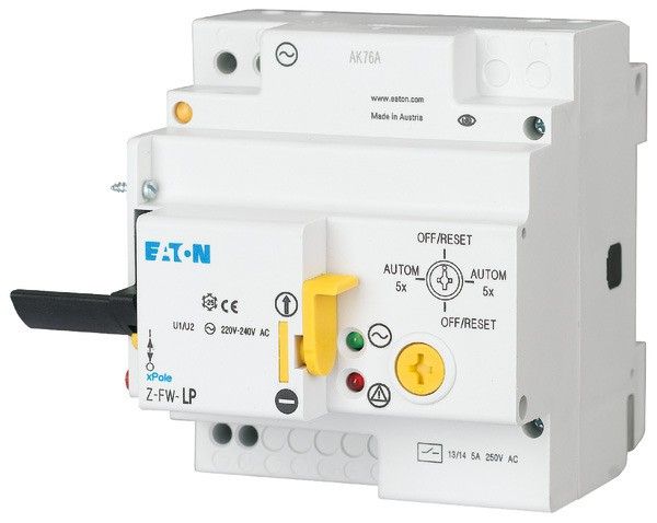 EATON Z-FW-LP Wiedereinschaltgeraet ohne Fernprüfmoeglichkeit 4TE