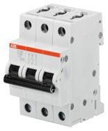 ABB GHS2030001R0201 Automat S203-D20