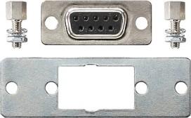 GIRA 002100 teckverbindermin D 9 Pol Zub.