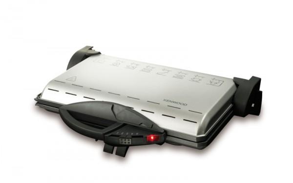 KENWOOD HGM200SI Plattengriller 2000W