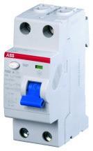ABB ACSelektiver- FI-Schalter F202AC-63/0,1