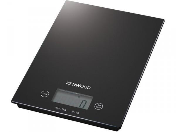 KENWOOD DS400 Küchenwaage - Glas schwarz