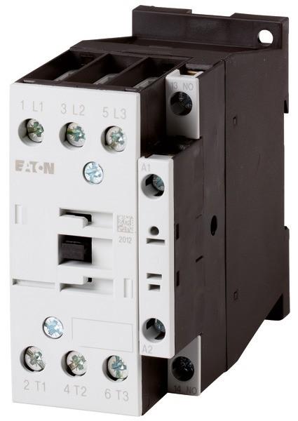 EATON Schütz AC-3:11kW 400V AC-Betaetigt