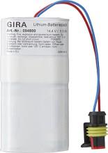 GIRA 094800 Ersatz Batteriepack 14,4V Lithium Funk Alarm