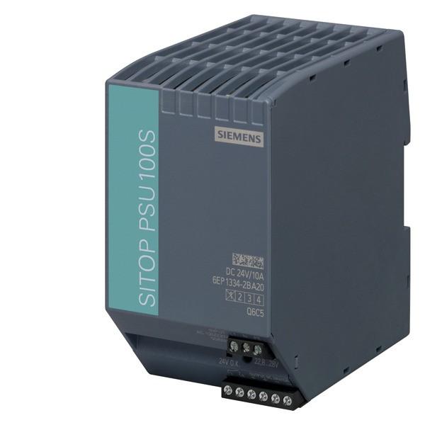 SIEMENS SITOP PSU100S 10A Eing.120/230VAC, Ausg.24VDC/10A