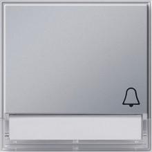 GIRA 067365 Wippe Symbol Klingel BSF TX_44 alu