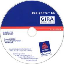 GIRA en für Industrie und Handel, z.B. EAN 8, EAN 13, EAN 128, Code 39, Code 2 aus 5, Code 128