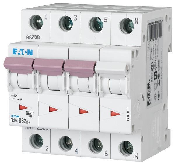 EATON LS-Schalter 32A/3pol+N/C