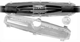 CELLPACK en N(A)YY, NYM und N(A)YCWY sowie für Kupfer- und Aluminiumleiter. Einsetzbar in Innenraum