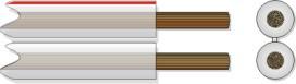 HEIRU HFL 2X4 SPULE 50M Lautsprecherltg.2X4 Hochflexib