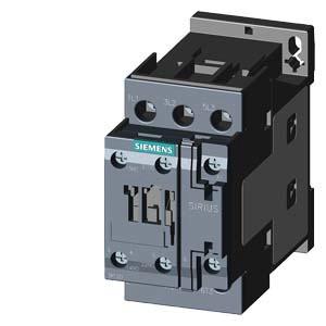 SIEMENS Schütz AC-3:18,5kW 230VAC 3P 1S+1O S0 50Hz Schraub