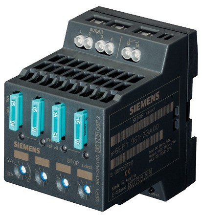 SIEMENS SITOP Select Diagnosemodul 24VDC