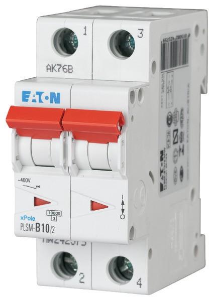 EATON LS-Schalter 10A/2pol/C