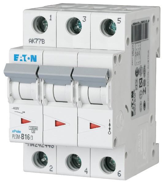 EATON LS-Schalter 16A/3pol/C