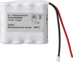 GIRA 096300 Notstrom Batterie 14,4V Lithium Alarm