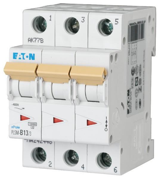 EATON LS-Schalter 13A/3pol/C