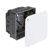 KAISER 1094-01 Verbindungskasten 87X87X60mm halogenfrei