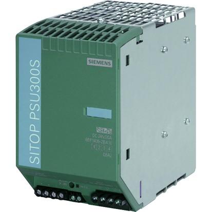 SIEMENS SITOP PSU300S 20A Eing. 3x400-500VAC, Ausg.24VDC/20A