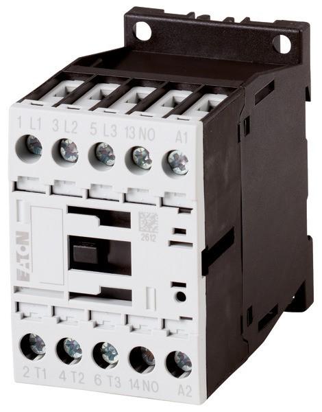 EATON Schütz AC-3:3kW 400V, AC-betaetigt