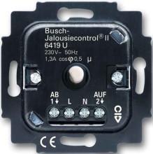BUSCH&JAEGER Jalousie-Komfort-Einsatz 6419U