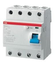 ABB ASelektiver- FI-Schalter F204AS-125/0,5