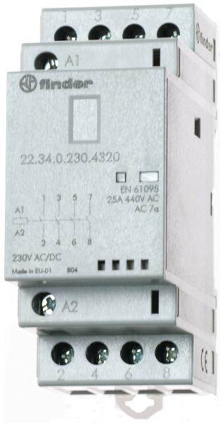 FINDER 22.34.0.230.4320 Installationsschütz