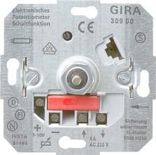 GIRA 030900 Potentiometer 1 10V Schaltfunktion Einsatz