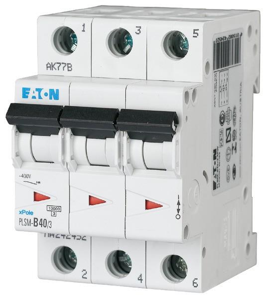 EATON PLSM-C40/3-MW LS 40A/3-pol/C 10kA