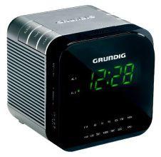GRUNDIG SONOCLOCK 590 SISW Radiowecker,0.35W,UKW,MW,2Weckzeiten,sis