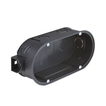 KAISER 1656-02 Doppel-Geräte-Verbindungsdose