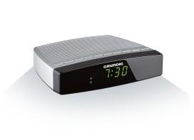 GRUNDIG SONOCLOCK 600 Radiowecker,0.3W,UKW,10Senderspeicher,si