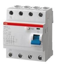 ABB ASelektiver- FI-Schalter F204A-125/0,1