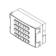 FERMAX FPVT09621 Classic Ersatz Codemodul 100CErsatz für 98087C