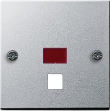 GIRA 063826 Abdeckung Zugtaster/Schalter Sys55 alu