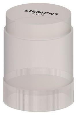SIEMENS Dauerlichtelement mit Integrierter Led, Klar, Ac/Dc 24V