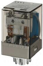 FINDER 60.12.9.012.0040 Industriesteckrelais 12VDC 2W/10A