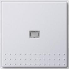 GIRA 012266 Tast-Kontrollschalter 2-Pol, TX_44, rws