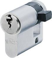 JUNG 28 Profil-Zylinder Schlüssel sortiert